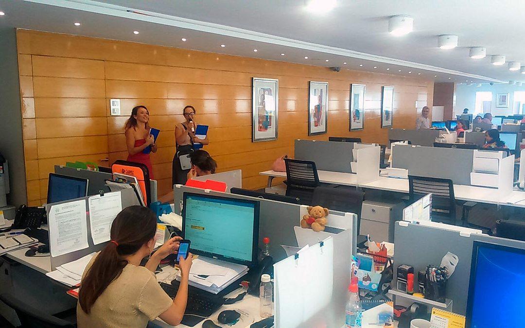 MSC Chile refuerza su compromiso con el reciclaje para el 2017