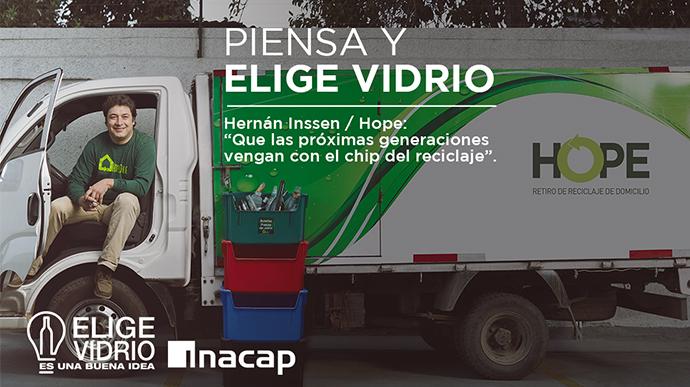 Concurso Piensa y Recicla Vidrio